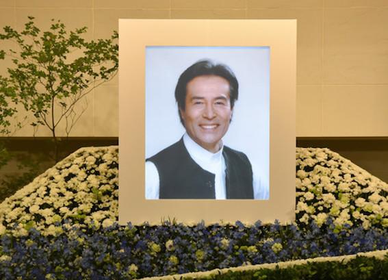 加藤 剛さん葬儀