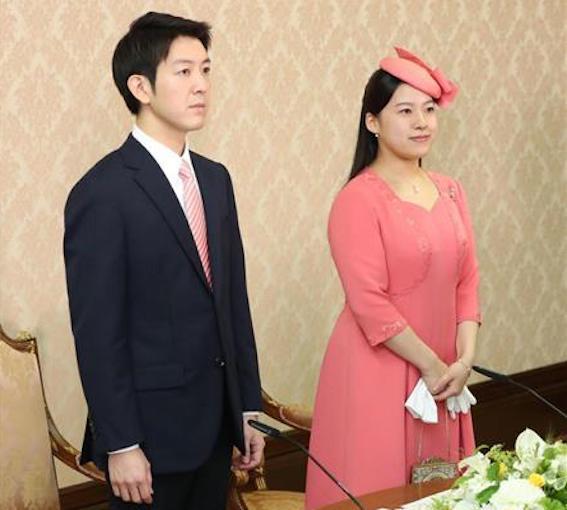 高円宮家の三女 絢子さま婚約
