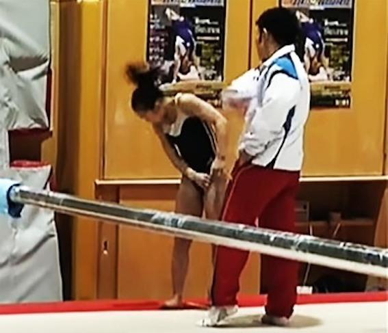 速見佑斗コーチの体罰