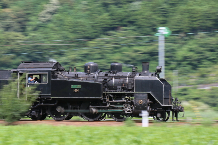 SL-大井川鉄道S