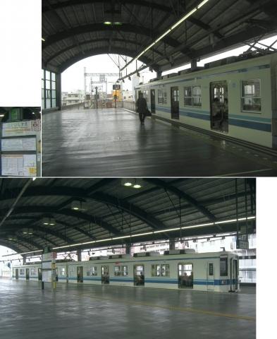 東武大師線大師前駅(その1)
