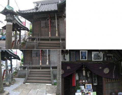 さいたま市中央区、庚申社(その3)