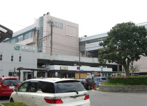 JR武蔵野線南越谷駅(その1)