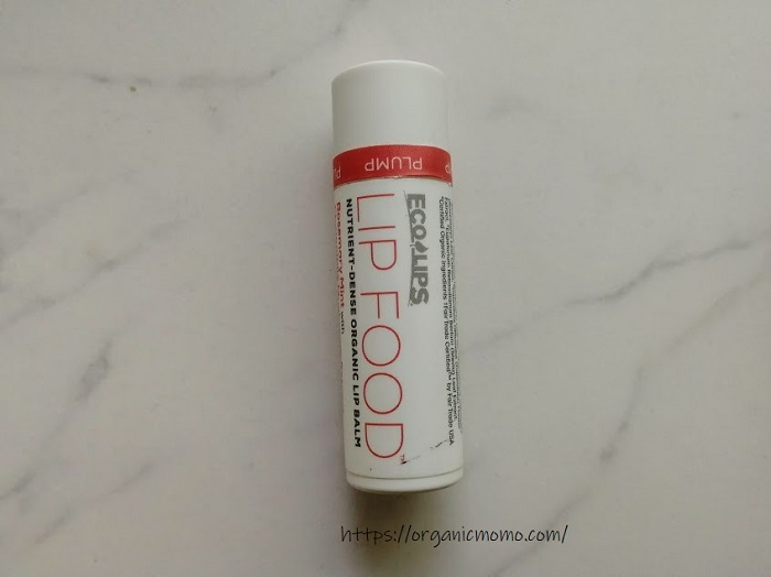 Eco Lips Inc., Lip Food, Plump, Nutrient-Dense Organic Lip Balm, Rosemary Mint