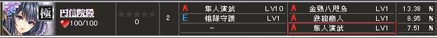 限定極 円信院S1