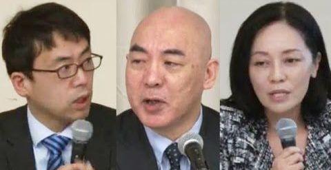 上念司&百田尚樹&有本香