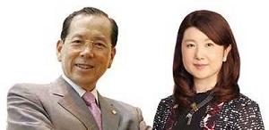 ジャパンライフ山口隆祥&ひろみ