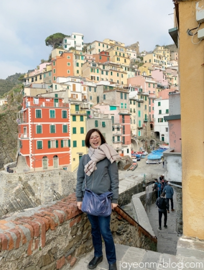 イタリア旅行_チンクエテッレ_世界遺産_2019年2月_10