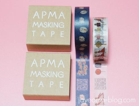APMA_グッズ_アモーレパシフィック_雑貨_マスキングテープ_3