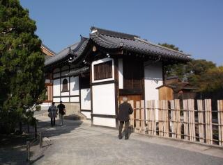 西本願寺旧仏飯所