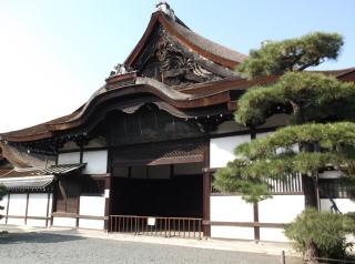 西本願寺大玄関