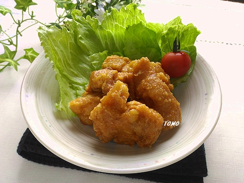 ホッとなコチュジャンの鶏のから揚げ