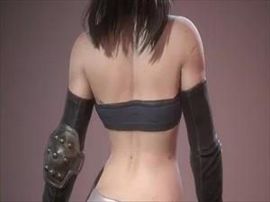 【悲報】FF7Rのティファさん、原作にない肌着が追加される…