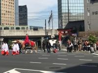 日比谷神社神輿渡御