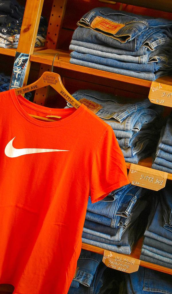 ナイキNIKEプリントTシャツ画像@古着屋カチカチ