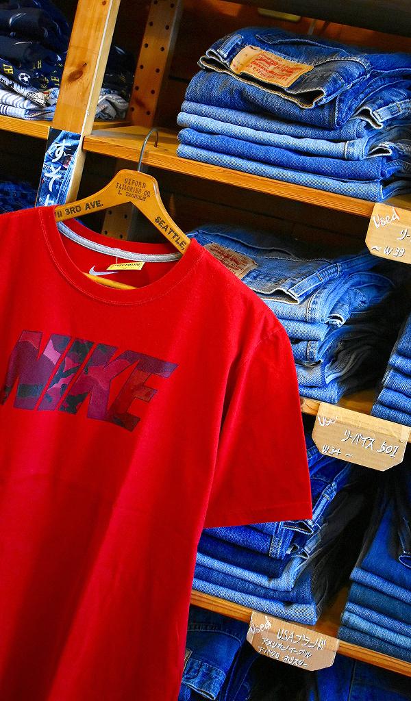 ナイキNIKEプリントTシャツ画像@古着屋カチカチ2
