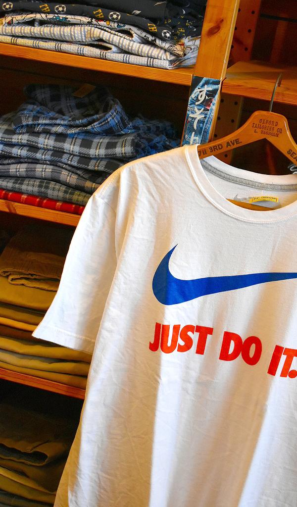 ナイキNIKEプリントTシャツ画像@古着屋カチカチ5