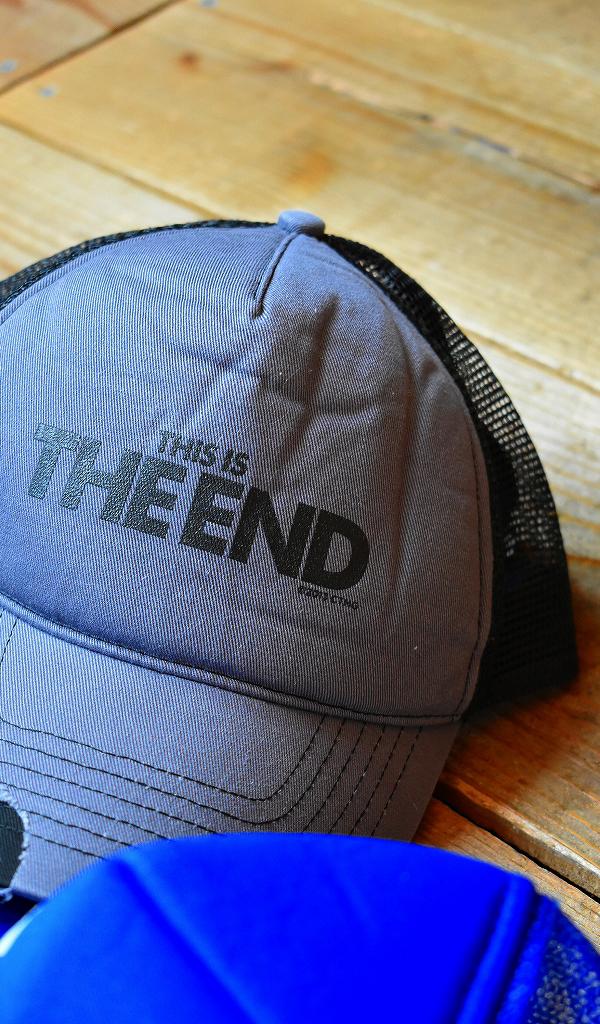 メッシュキャップ帽子トラッカーキャップUSEDメンズレディーススタイルコーデ@古着屋カチカチ