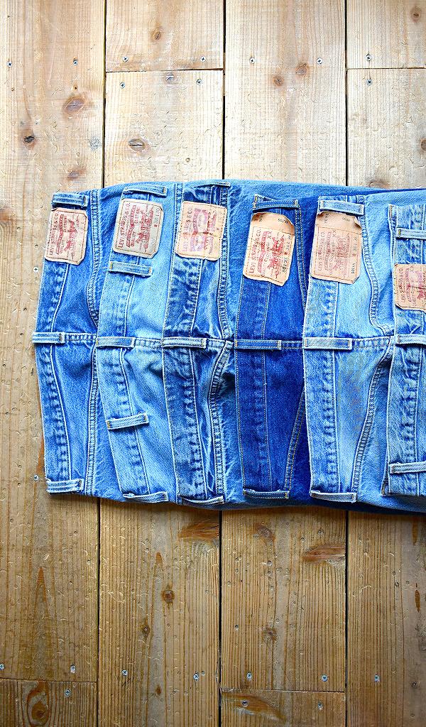 リーバイスLevisジーンズ501デニムパンツ画像メンズレディースコーデ@古着屋カチカチ