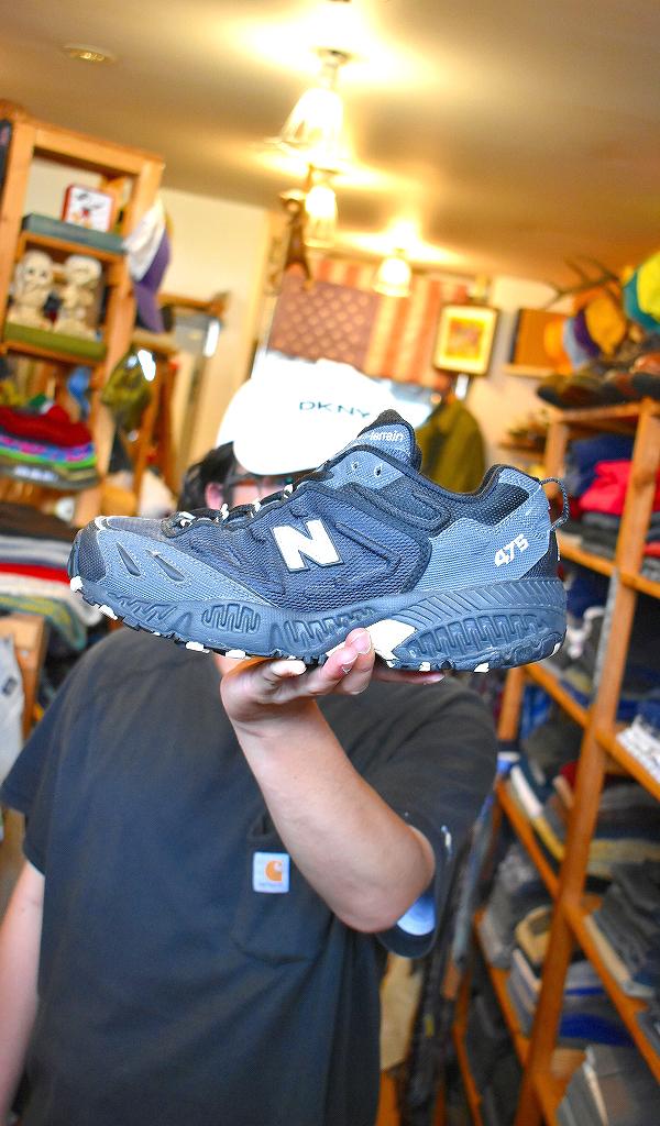 ニューバランスNew Balanceスニーカーコーデ画像メンズレディースOK@古着屋カチカチ