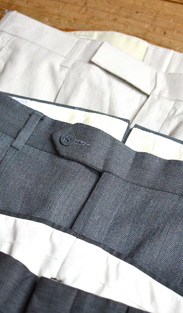 スラックスパンツSlacksドレスパンツ画像メンズレディースコーデ@古着屋カチカチ