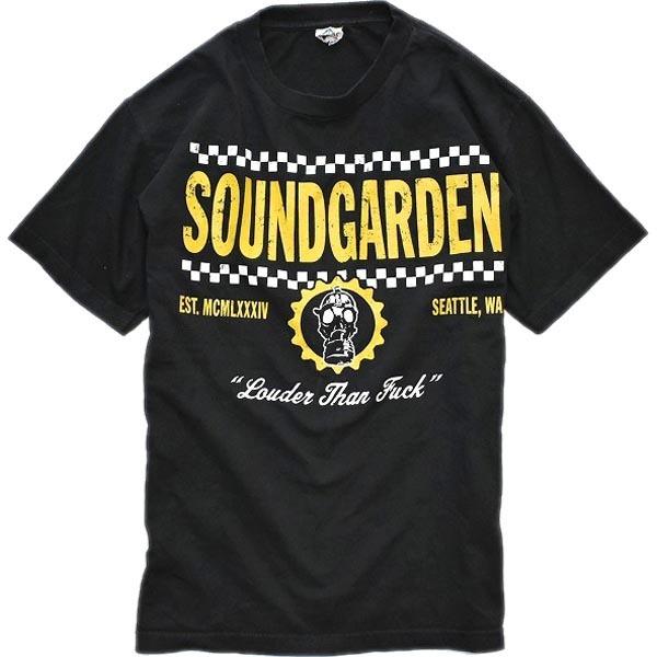 バンドTシャツ画像ロックTアーティストT黒TシャツUSEDメンズレディースコーデ@古着屋カチカチ