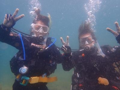 4月28日体験ダイビング 海底少年_190429_0010
