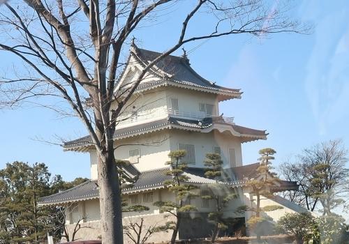 埼玉県加須市 騎西城