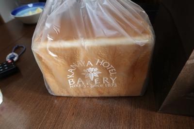 かなやホテル食パン