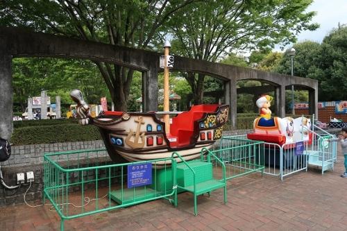 壬生の公園