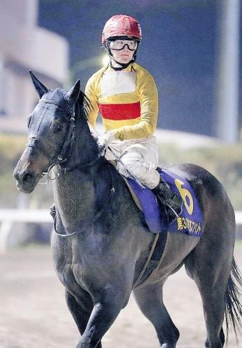 【競馬】Drコパ、新たな夢語る「菜七子を新馬から起用してクラシックに乗せたい」