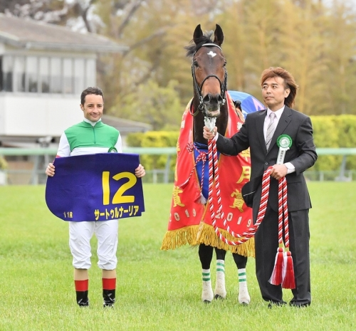 皐月賞】吉田勝己代表「外を回って勝ったサートゥルナーリアは史上最強かも」
