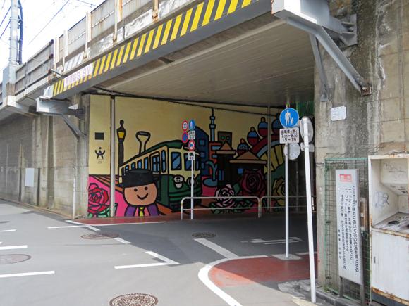 20190517_001 都電荒川線_三之輪橋
