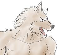 Gペンマーカー チンピラなバット狼顔