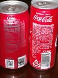 コカコーラ 日米比較3
