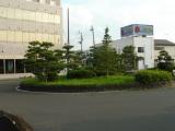 JR(北)船岡駅 樅の木広場