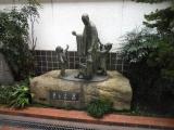 JR新倉敷駅 童と良寛