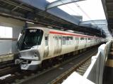つくばエクスプレス1000系1101F 三郷中央駅にて