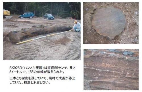 榛名山噴火の理学的年代決定4