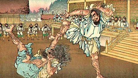 本郷埴輪窯と土師神社諏訪神社古墳14