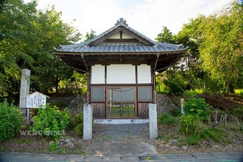 本郷埴輪窯と土師神社諏訪神社古墳3