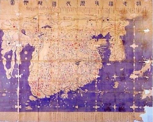 陳寿の見た倭国図は裴秀の誤った地図か9