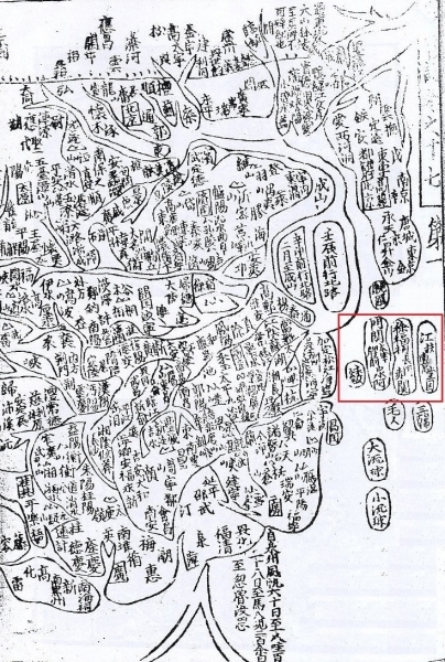 陳寿の見た倭国図は裴秀の誤った地図か3