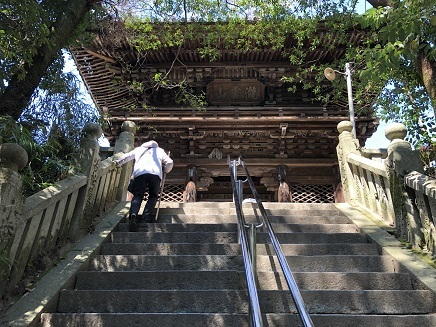 4022019 52番太山寺 中門 S3