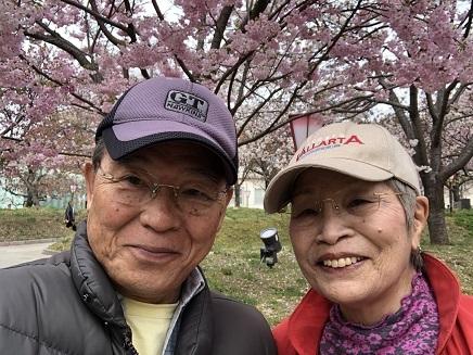 4112019 花のまわりみち 今年の枝垂れ桜 S10
