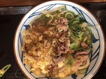 4072019 Lunch udon S2