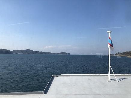 4022019 Ferry1520 呉へ S7
