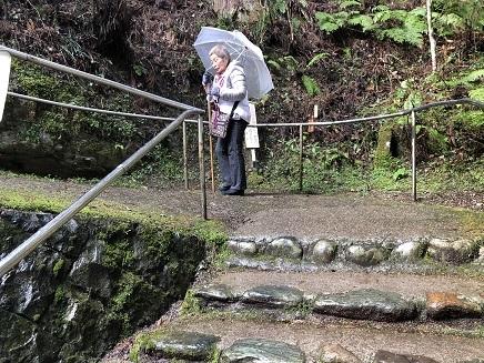 4012019 45番岩屋寺へ歩く S5