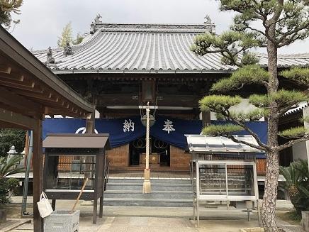 4012019 48番西林寺本堂 S4