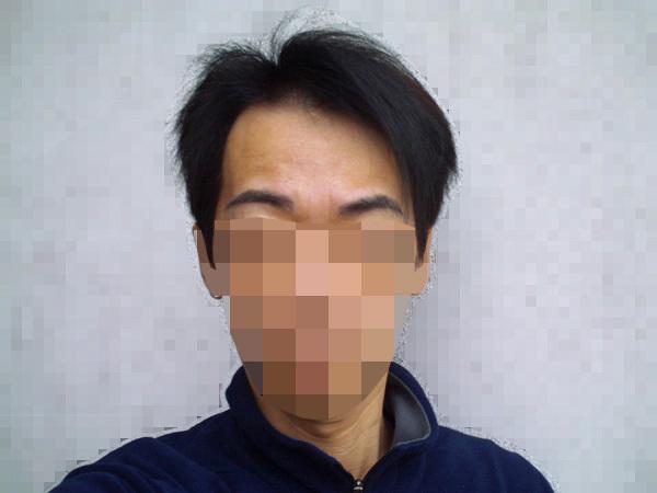 4月の髪の写真